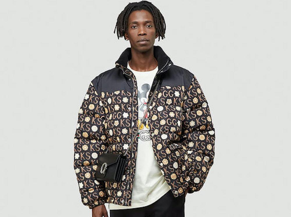 PAUSE or Skip: Gucci x Ken Scott Down Jacket