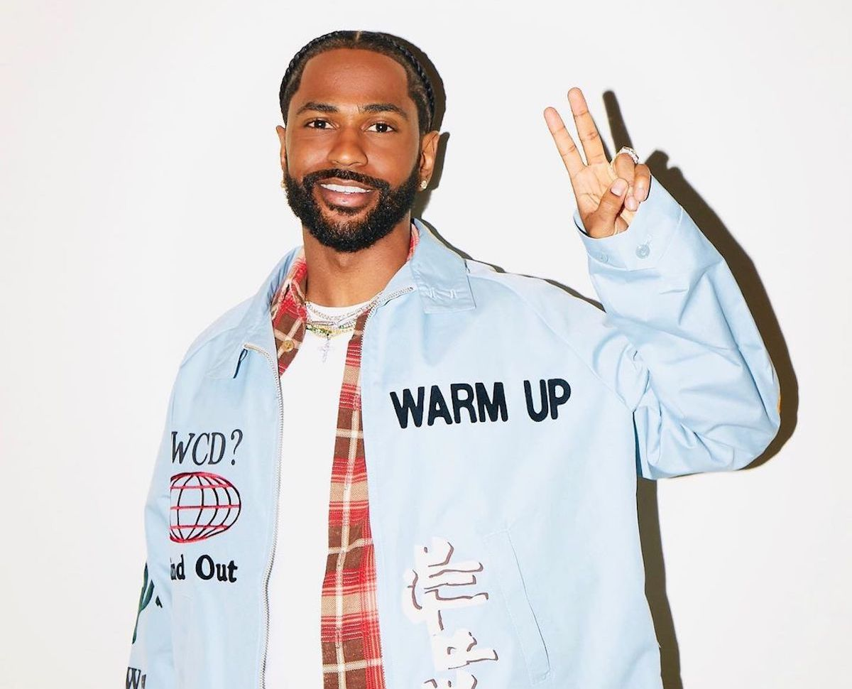 SPOTTED: Big Sean Celebrates 14th Year of his Career in Cactus Plant Flea Market