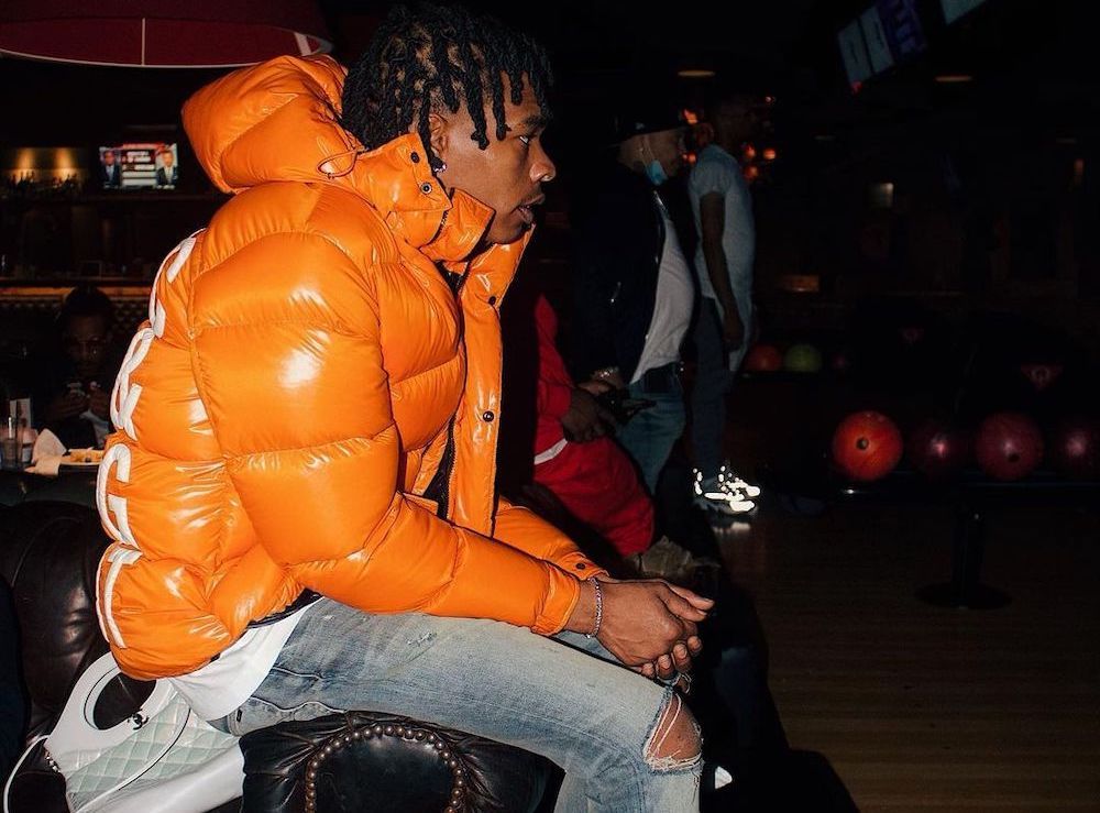 SPOTTED: Lil Baby Brightens up Bowling in Moncler, Dior & Amiri
