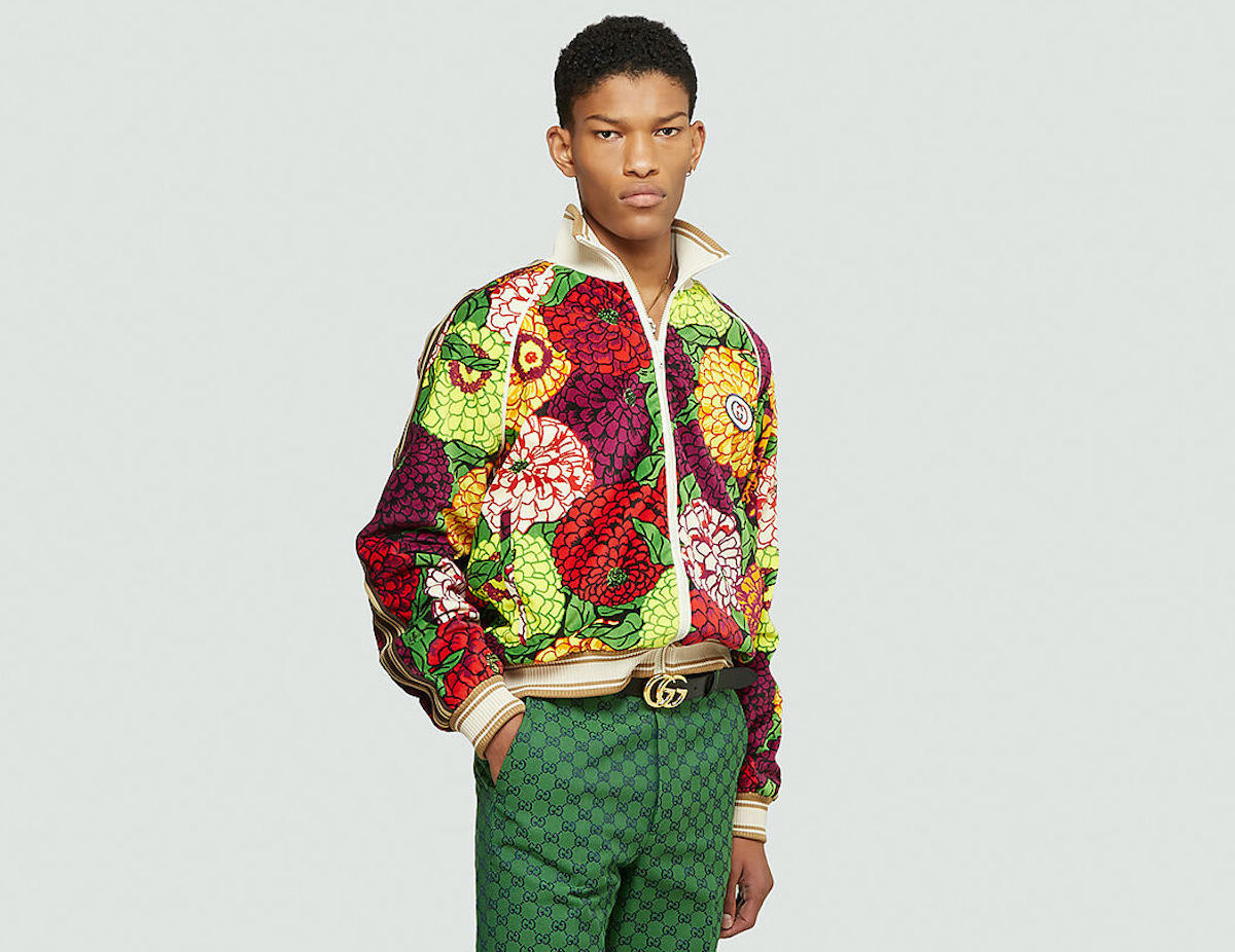 PAUSE or Skip: Gucci Floral Bomber Jacket
