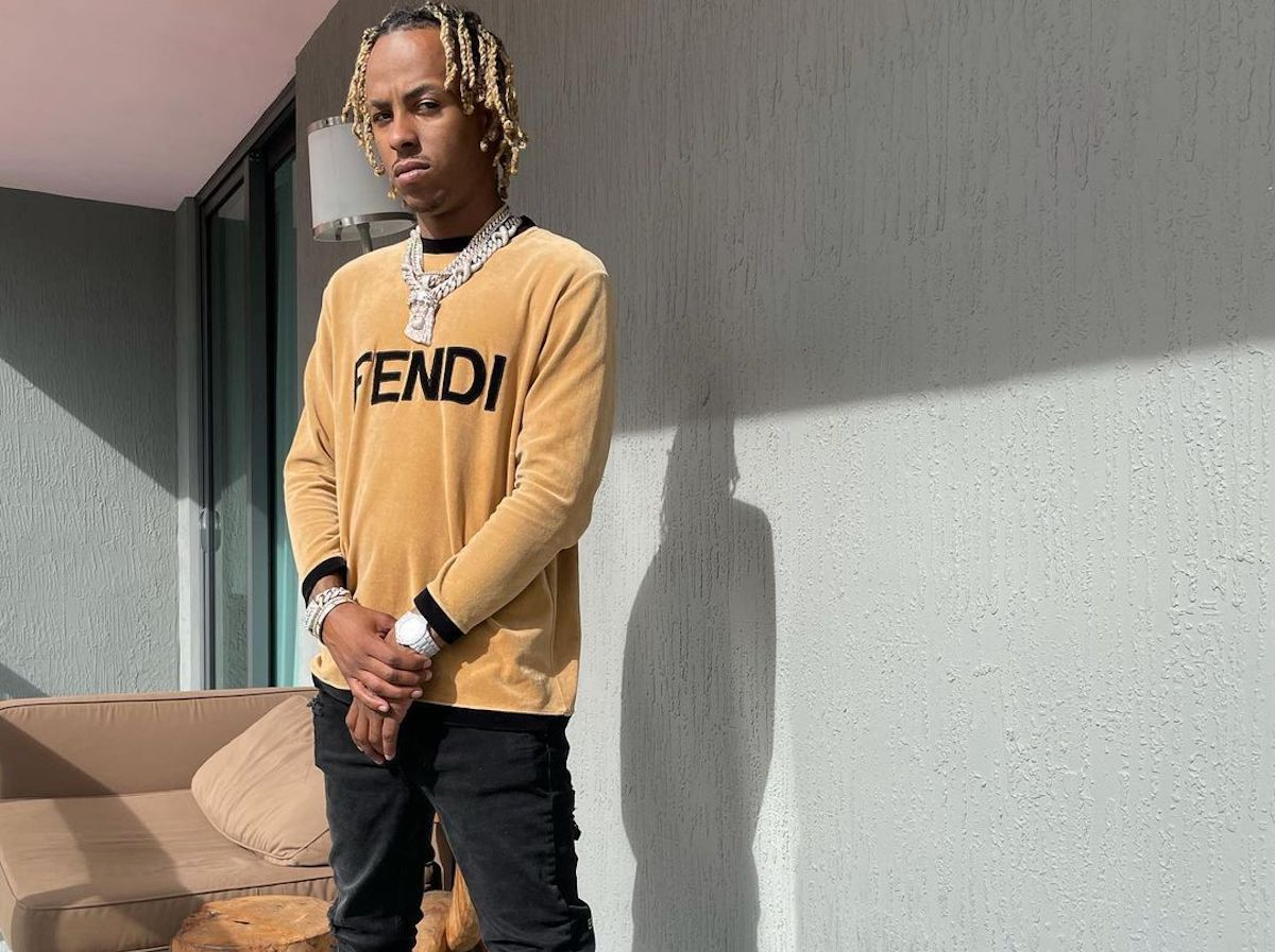 SPOTTED: Rich The Kid Shares Fendi-led Ensemble