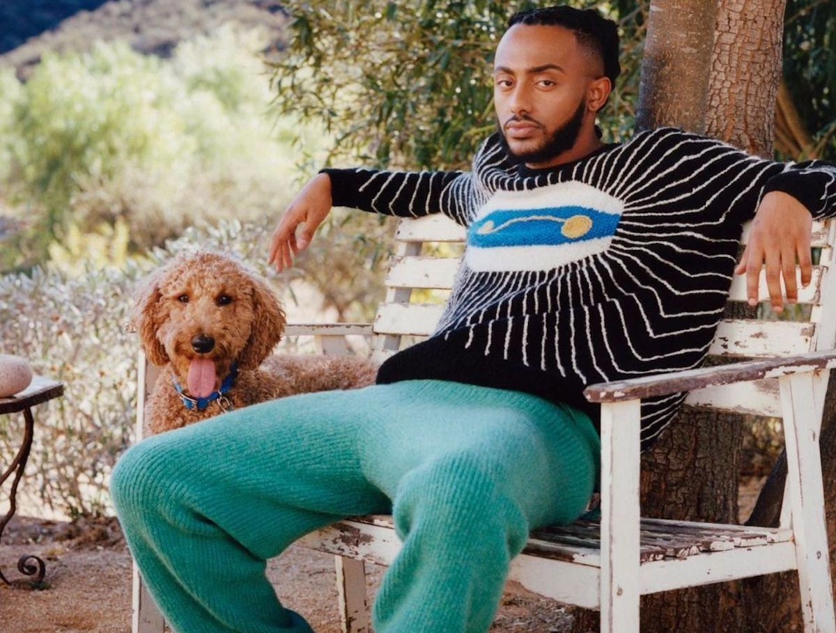 Aminé Discusses Sophomore Album 'Limbo', Pandemic & more in Document Journal