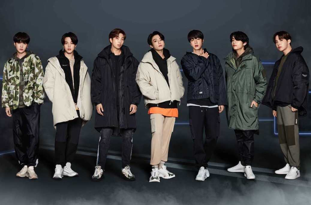 FILA Unveil 'Project 7' Capsule Collection featuring BTS