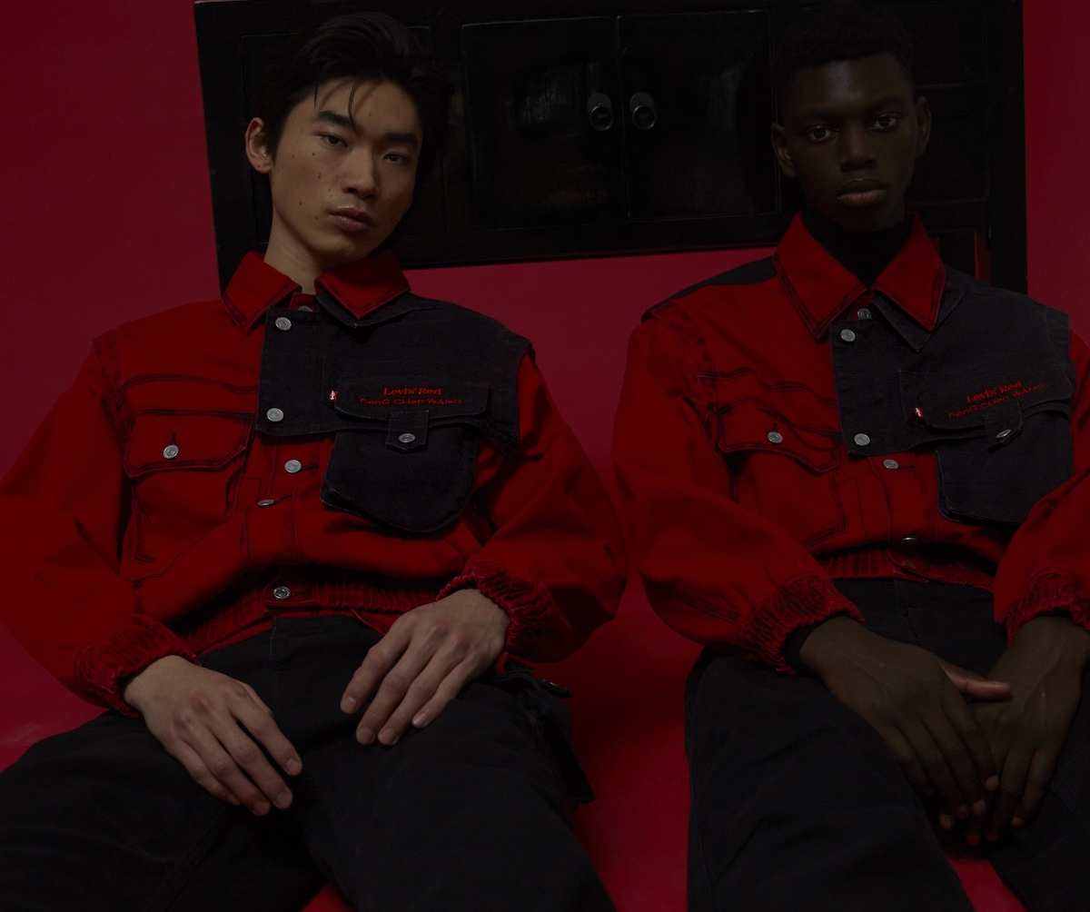 Feng Chen Wang & Levi's Red Team up for 'An Ode To The Worker' Collection