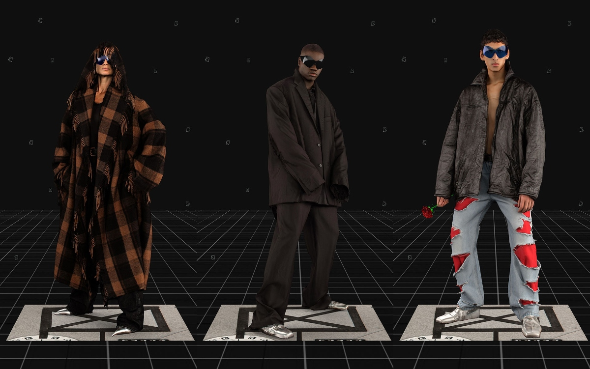 Balenciaga Unveil Autumn/Winter 2021 Collection via Video Game