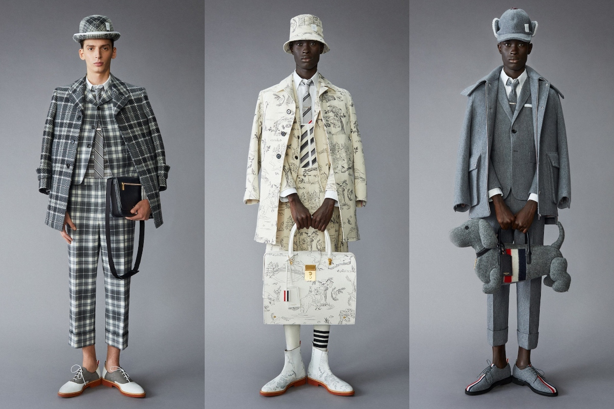 Thom Browne Pre-Fall 2021 Collection