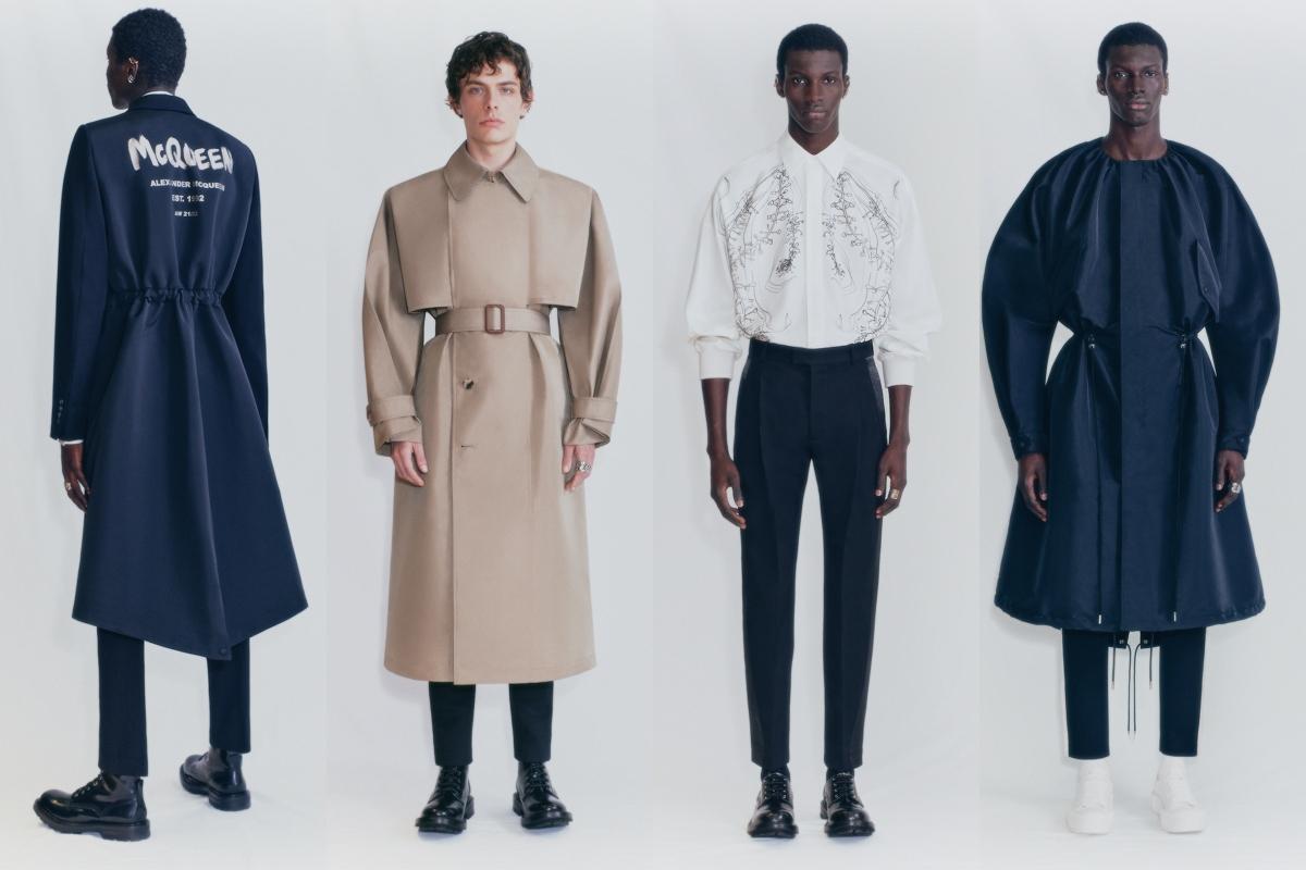 Alexander McQueen Pre-Autumn/Winter 2021 Collection