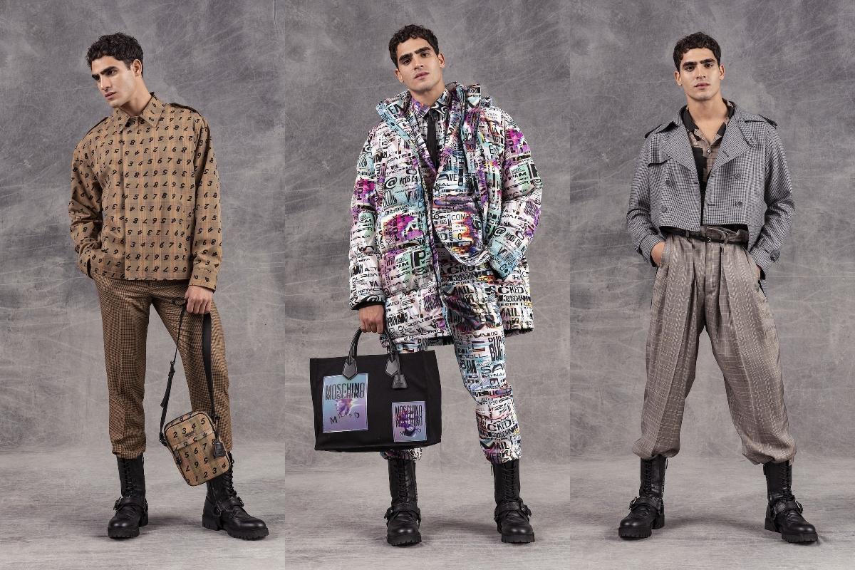 Moschino Pre-Fall 2021 Collection