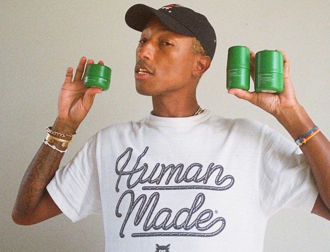 Pharrell Williams Announces Human Race Skincare Line Restock