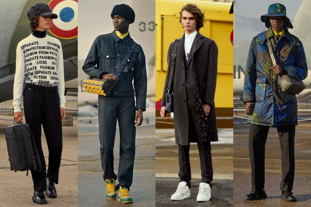 Louis Vuitton Menswear Pre-Fall 2021 Collection