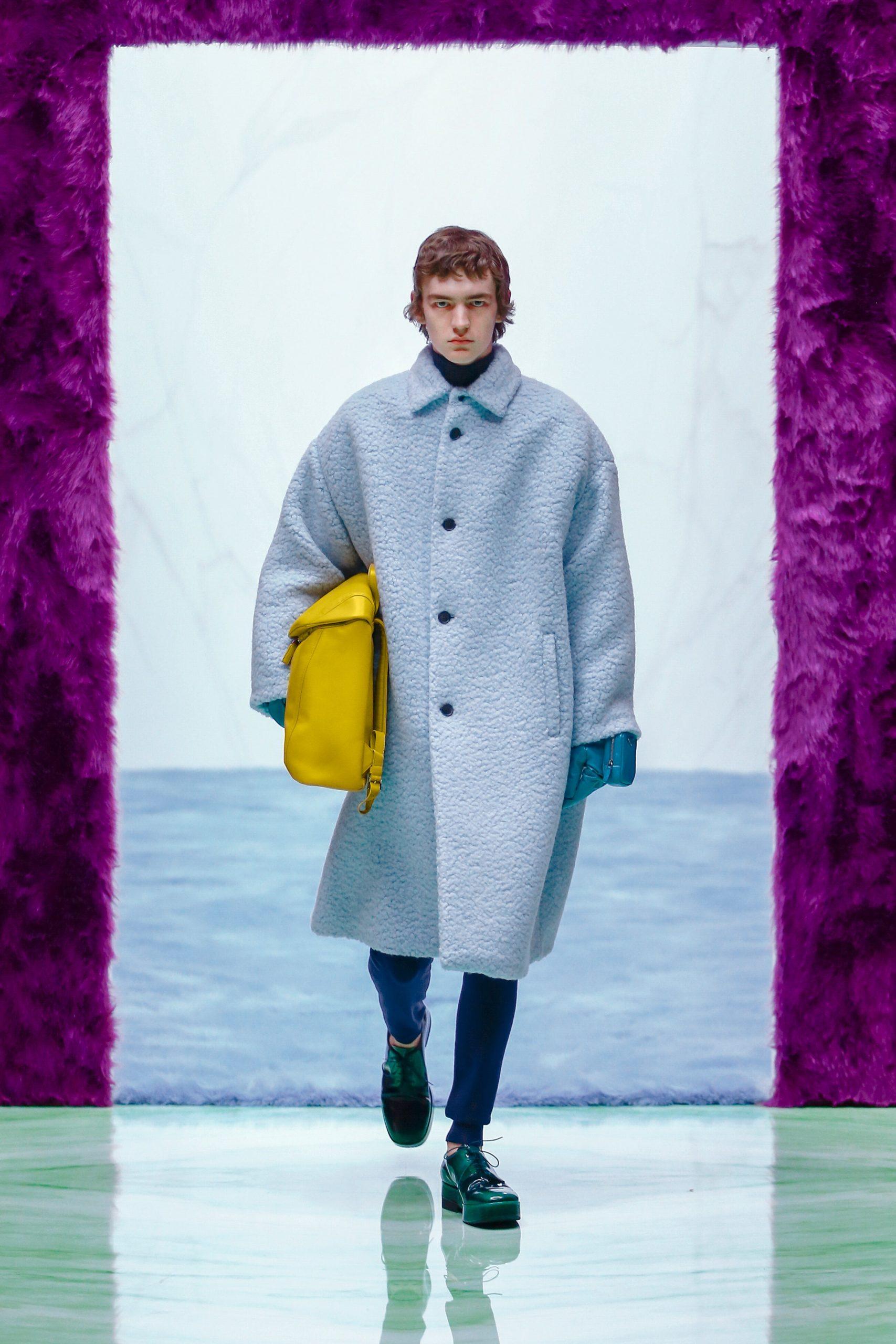 MFW: Prada Fall/Winter 2021 Collection