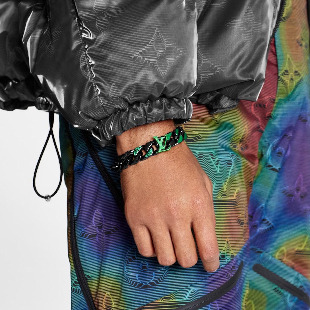 PAUSE or Skip: Louis Vuitton 2054 Chain Links Bracelet