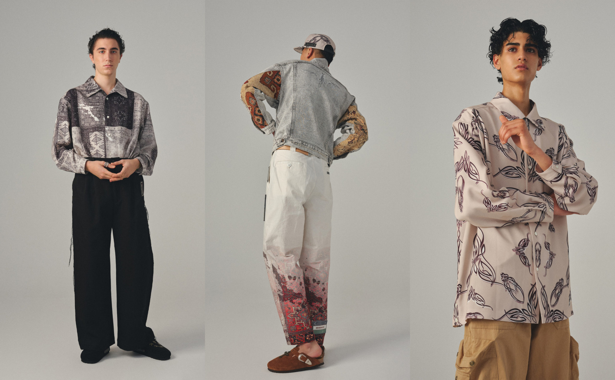 MFW: Children of the Discordance AW21′ Collection