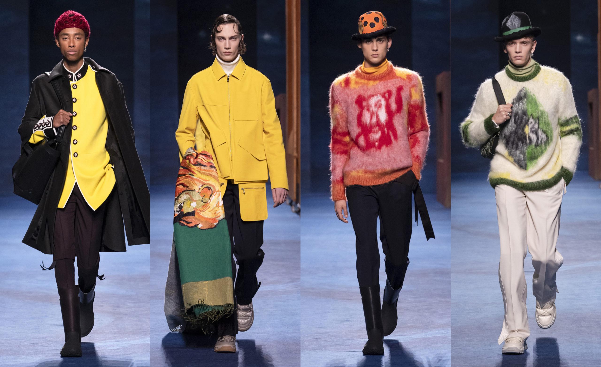 PFW: Dior Autumn/Winter 2021 Collection