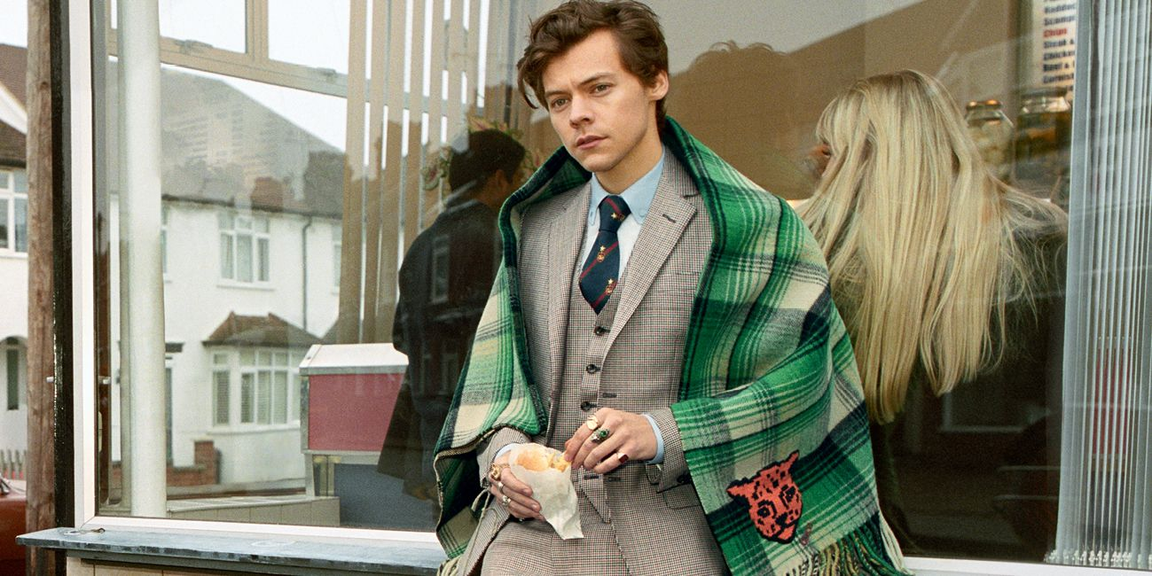 How to get the ultimate Harry Styles look?