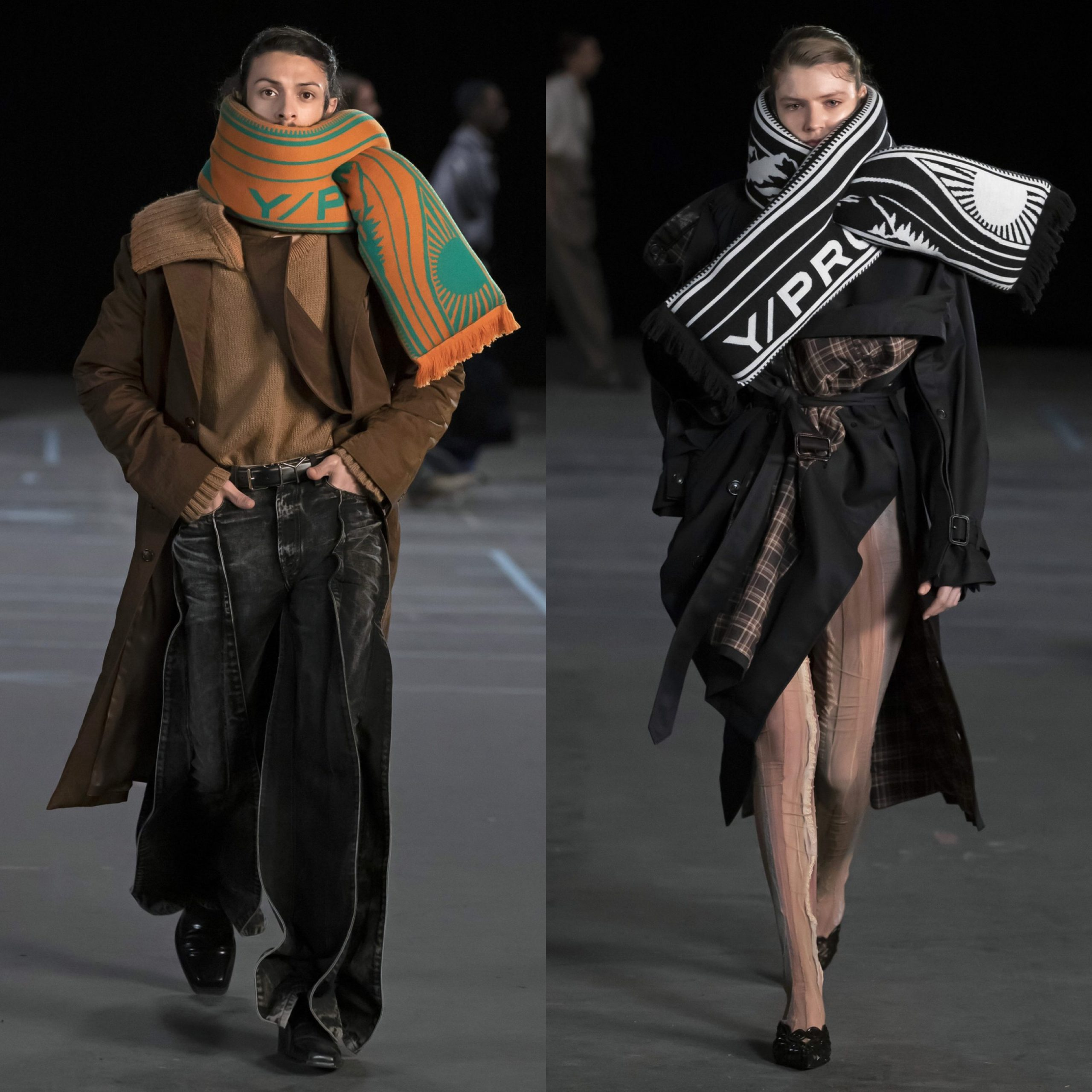 PFW: Y/Project Autumn/Winter 2021 Collection
