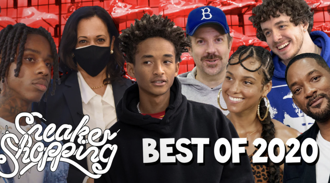 Complex Look Back at The Best of Sneaker Shopping 2020