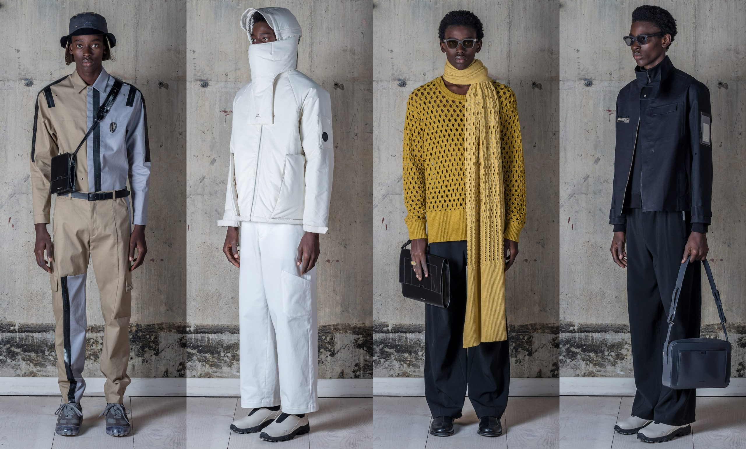 MFW: A-COLD-WALL* Autumn/Winter 2021 Collection