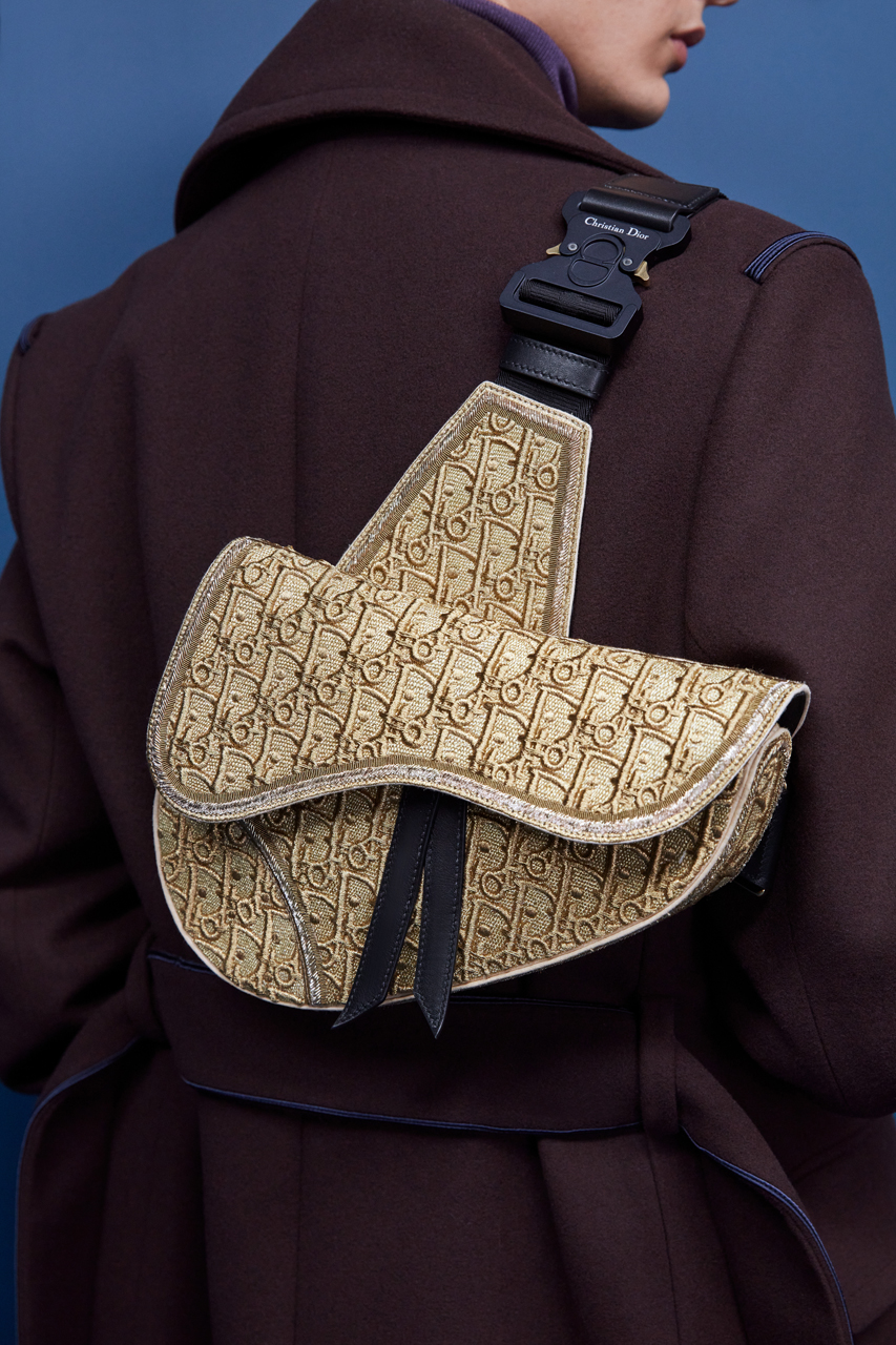 Dior Share a Close Look at the Accessories, Shoes and Garments from AW21′