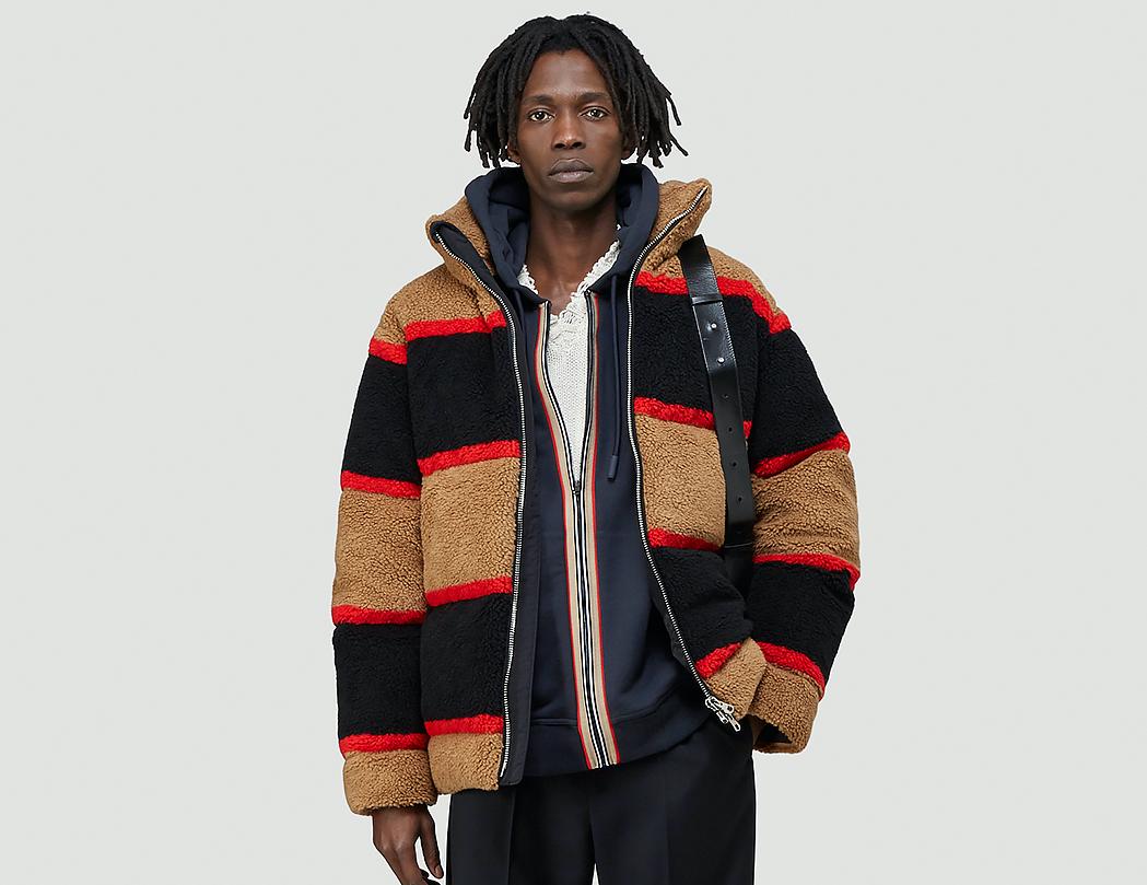 PAUSE or Skip: Burberry Bradfield Fleece Jacket