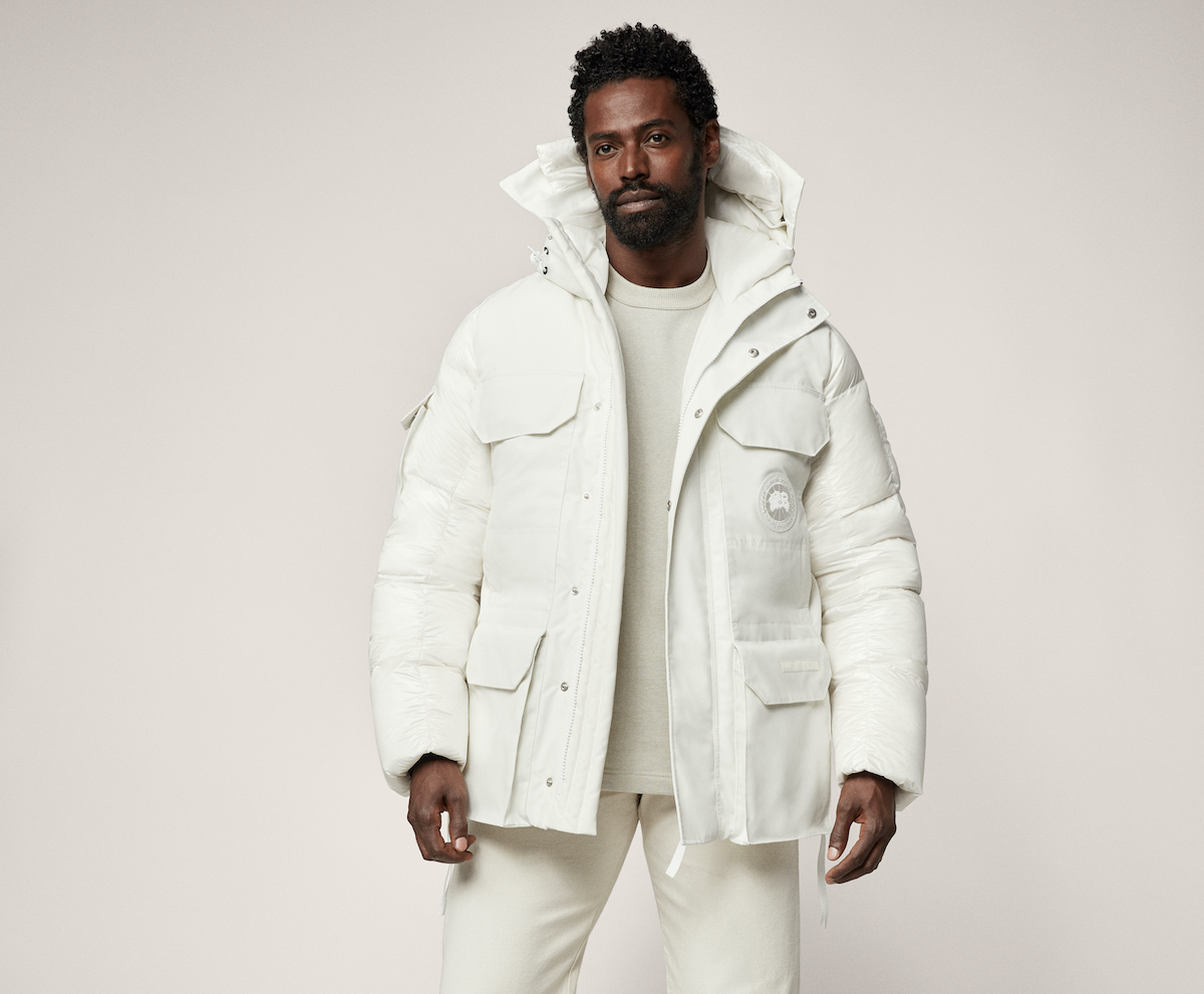 PAUSE or Skip: Canada Goose's New Sustainable Parka
