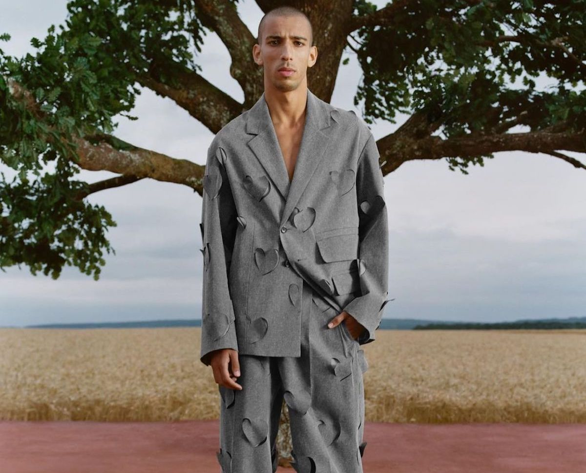 """A First Look at the JACQUEMUS Summer 2021 """"L'AMOUR"""" Campaign"""