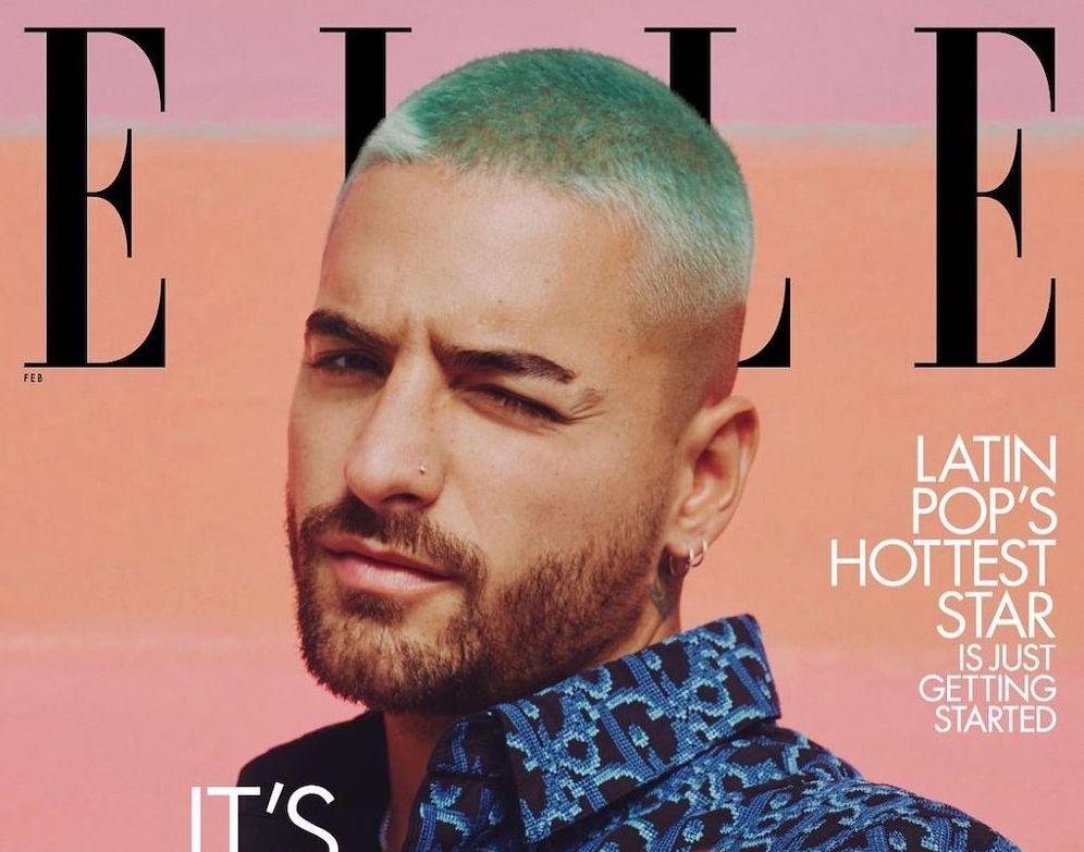 SPOTTED: Maluma in Dior Men, Dolce & Gabbana & more for ELLE