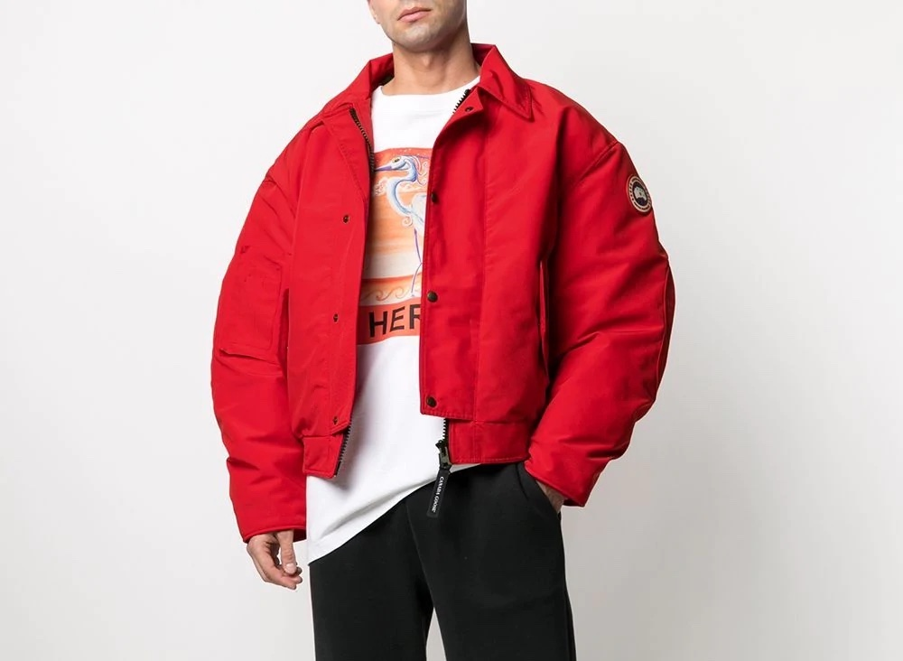 PAUSE or Skip: Canada Goose Zip-Up Down Jackets