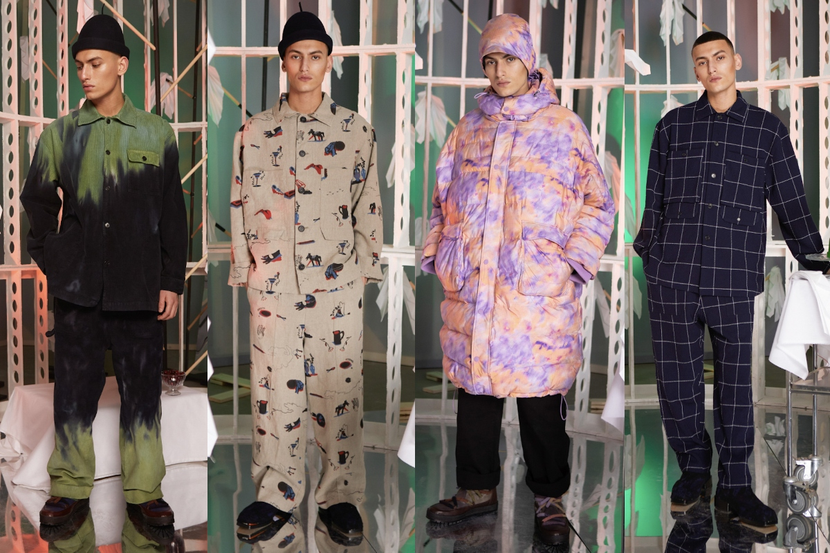 PFW: Henrik Vibskov Autumn/Winter 2021 Collection
