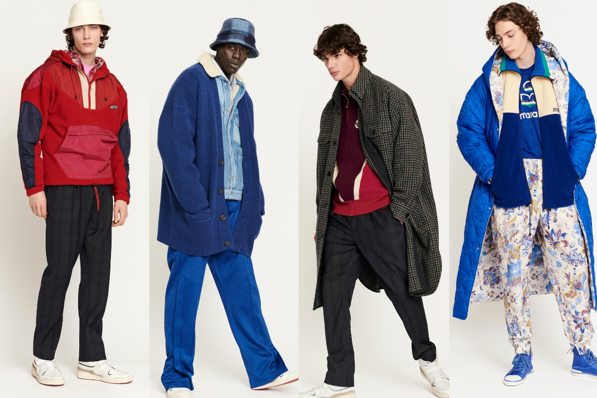 PFW: Isabel Marant Homme Autumn/Winter 2021 Collection