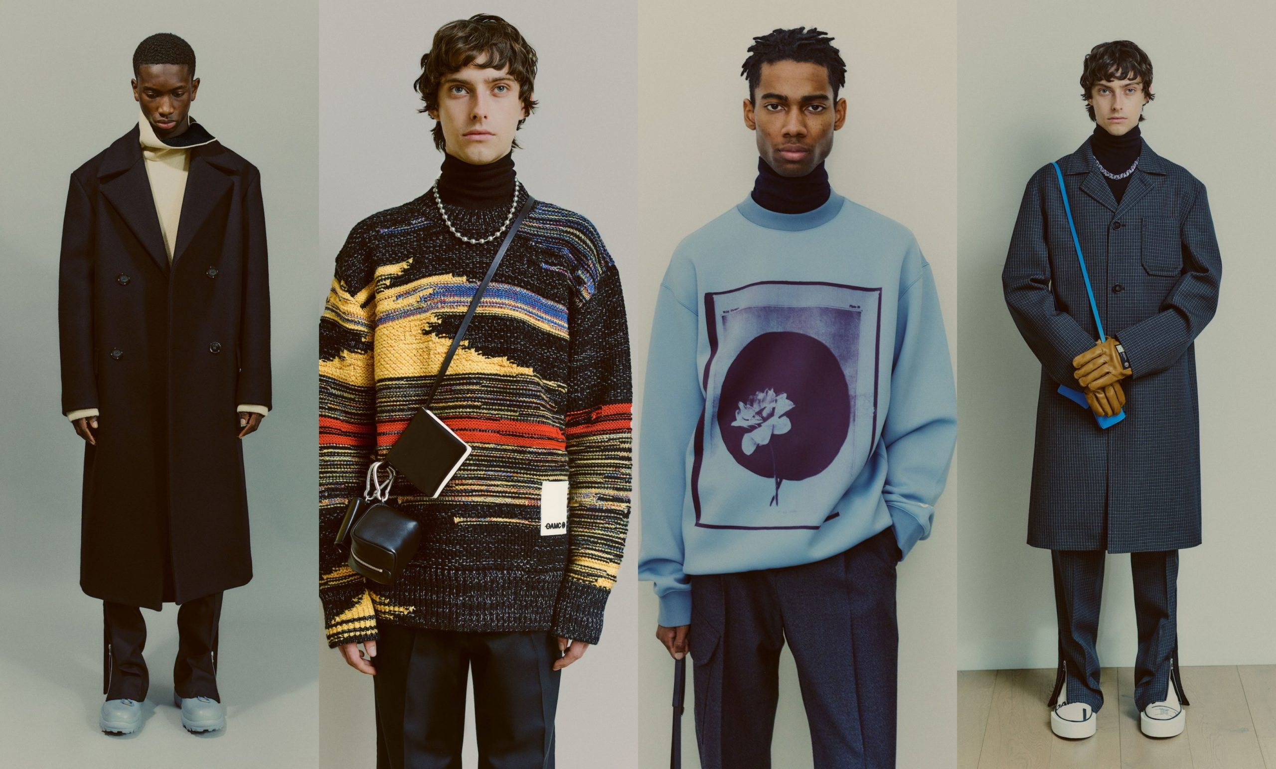 PFW: OAMC Autumn/Winter 2021 Collection