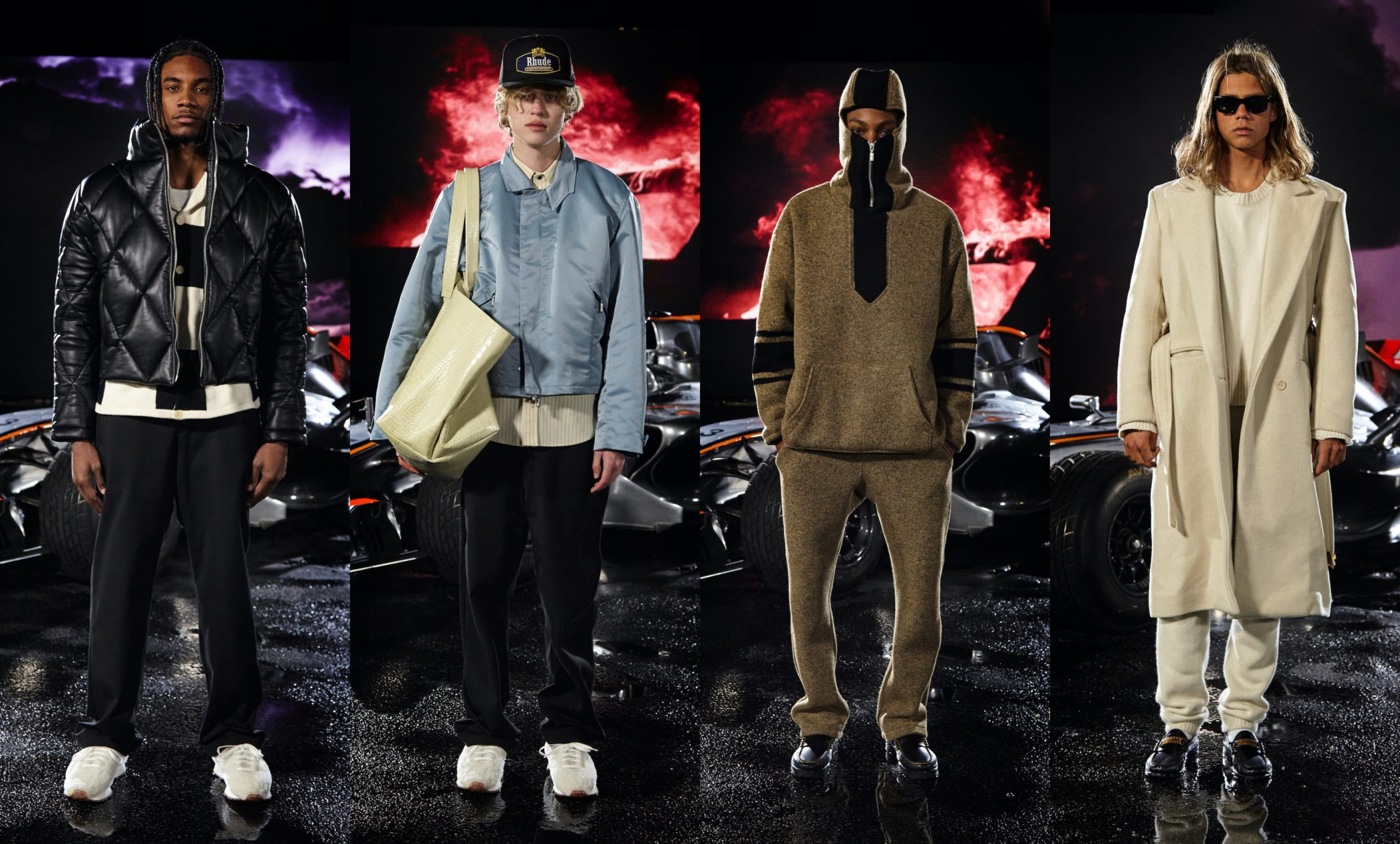 PFW: Rhude Autumn/Winter 2021 Collection