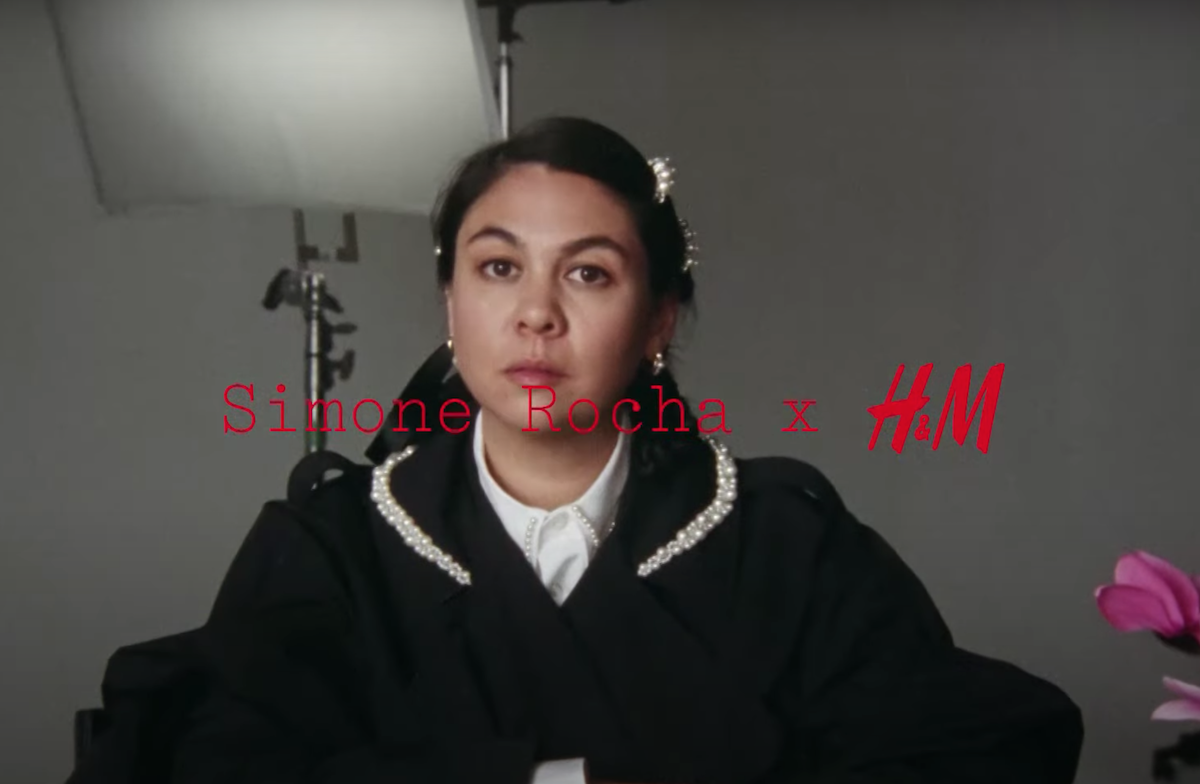 Simone Rocha Announced as next H&M Designer Collaboration