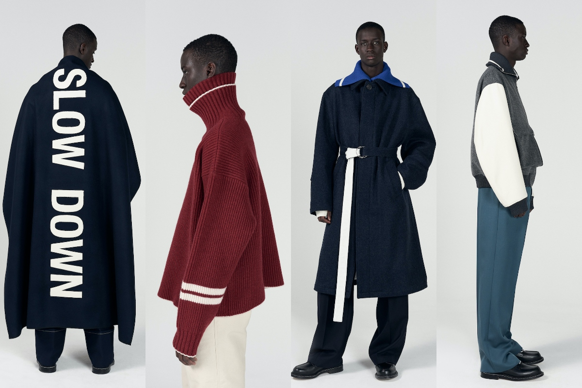 PFW: UNIFORME Autumn/Winter 2021 Collection
