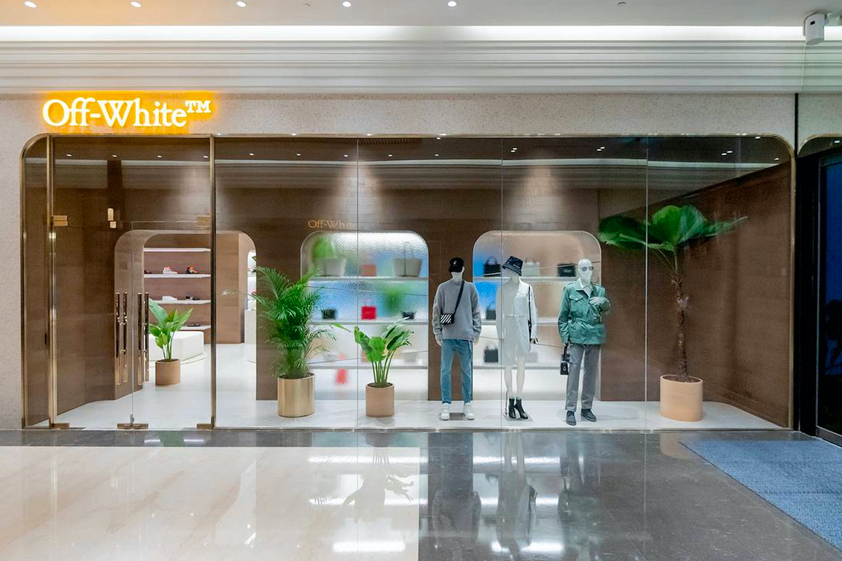A Look Inside Off-White's New Taipei Flagship Store