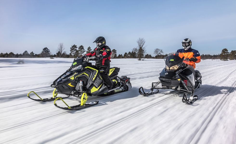 To Your Exact Specs: 7 Ways to Modify Your Snowmobile