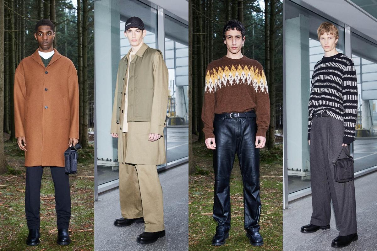 CPHFW: SAMSØE SAMSØE Autumn/Winter 2021 Collection