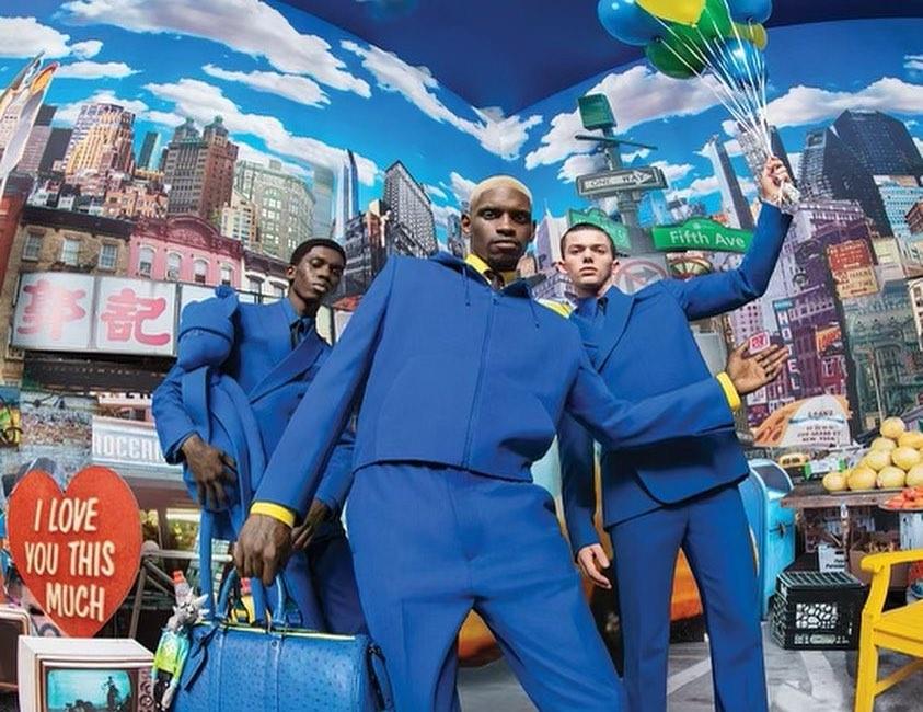 SPOTTED: ASAP Nast Shares Louis Vuitton Campaign Shots