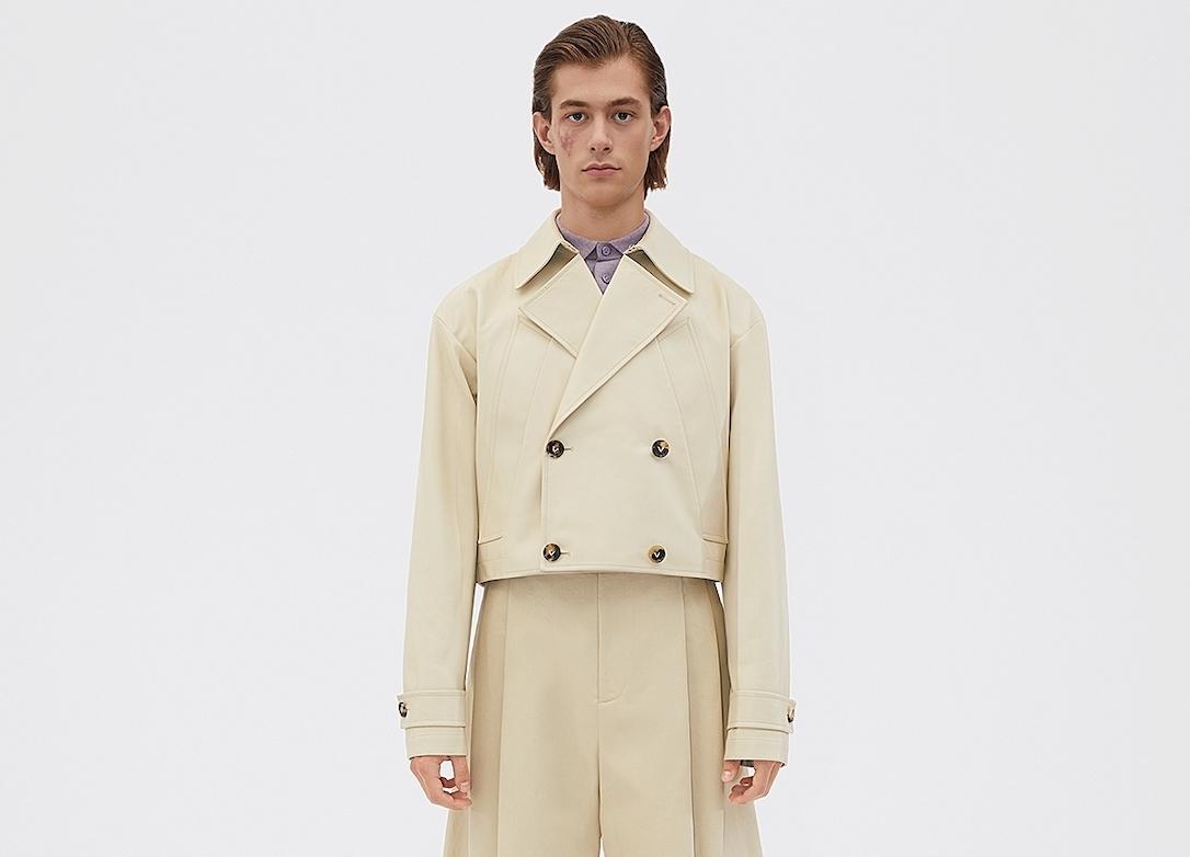 PAUSE or Skip: Bottega Veneta Cropped Leather Jacket