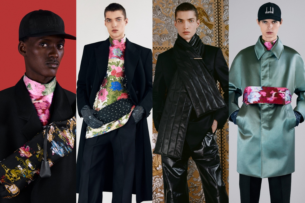 LFW: Dunhill Autumn/Winter 2021 Collection