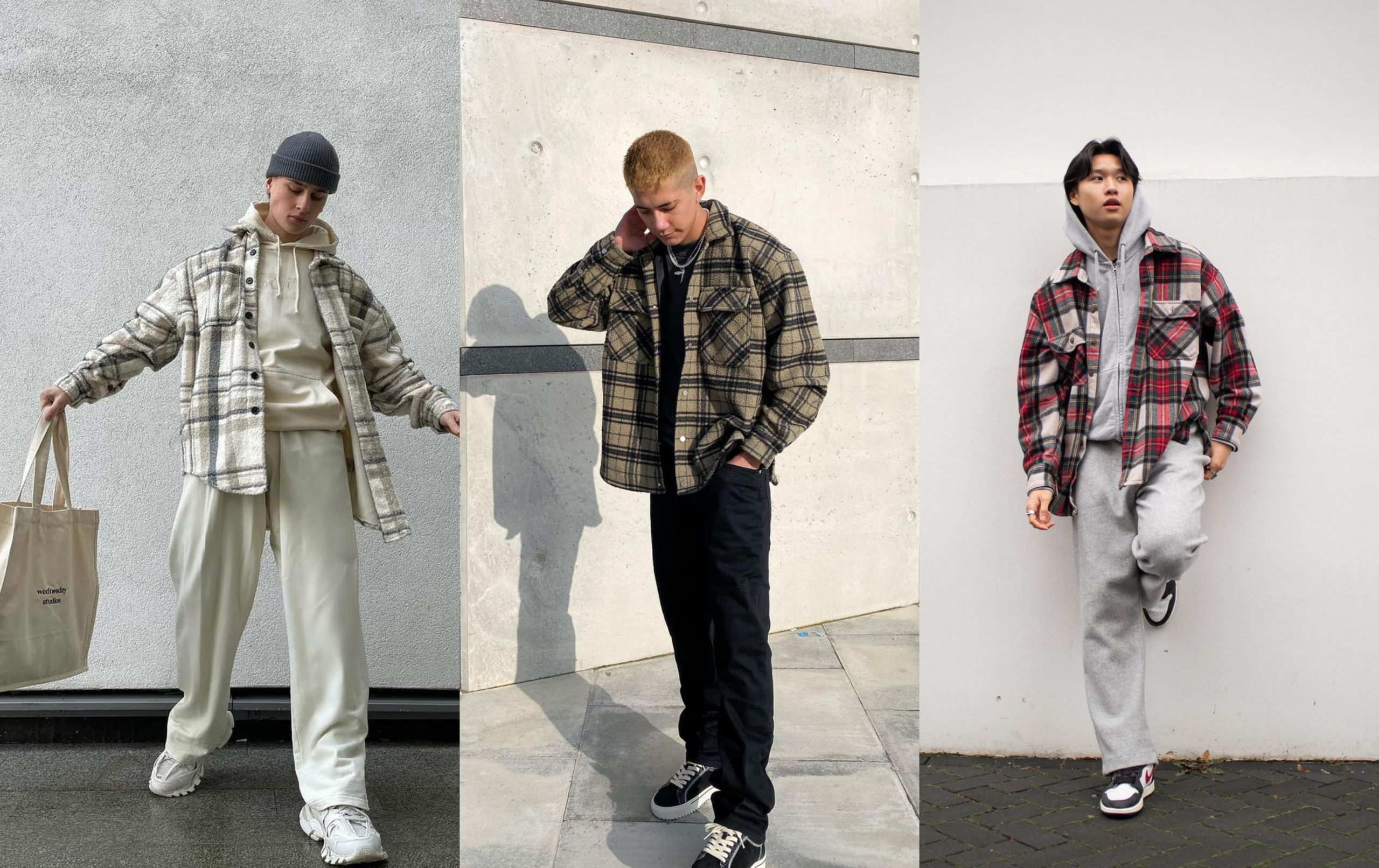 PAUSE Highlights: Flannel Shirts