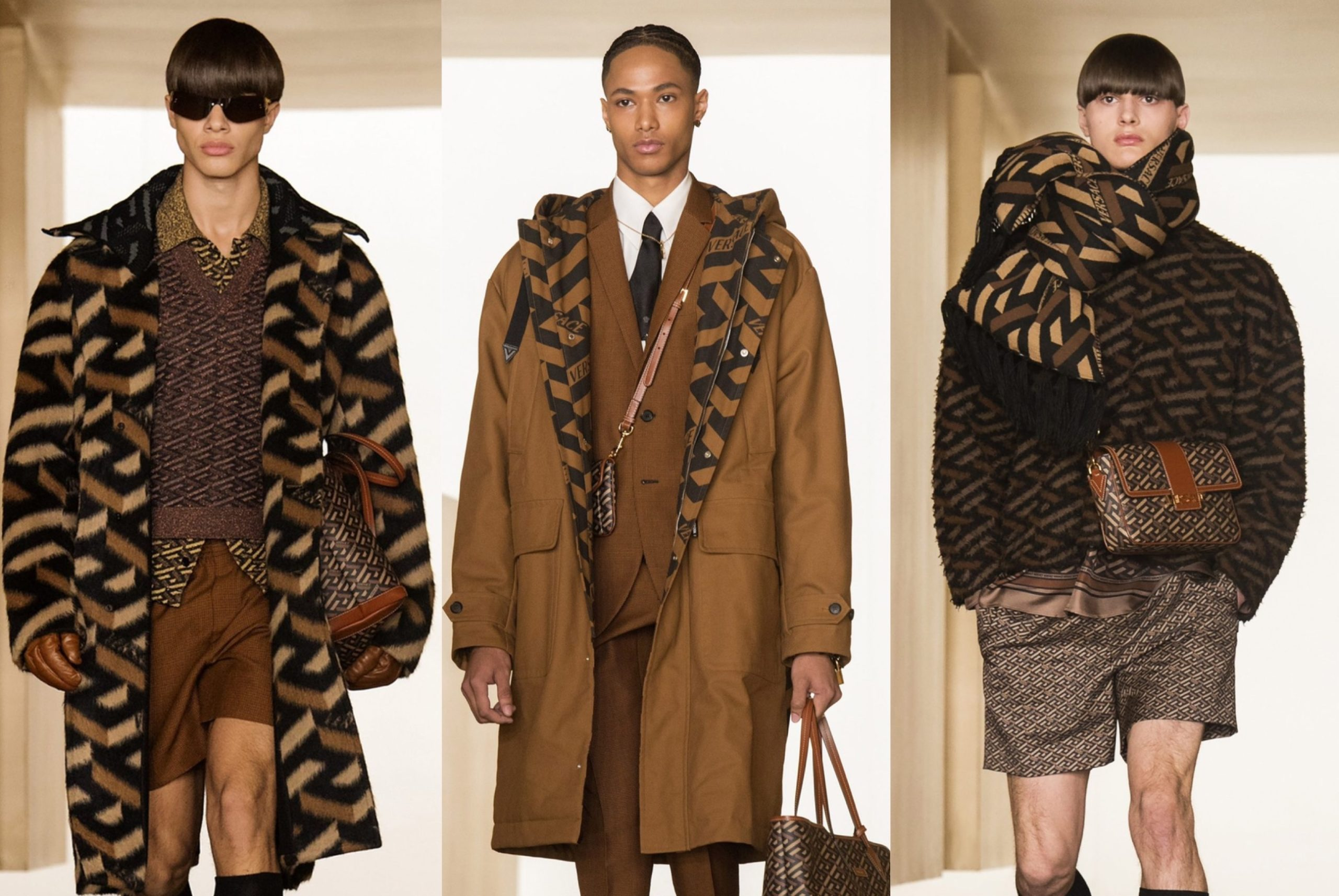 MFW: Versace Fall/Winter 2021 Collection