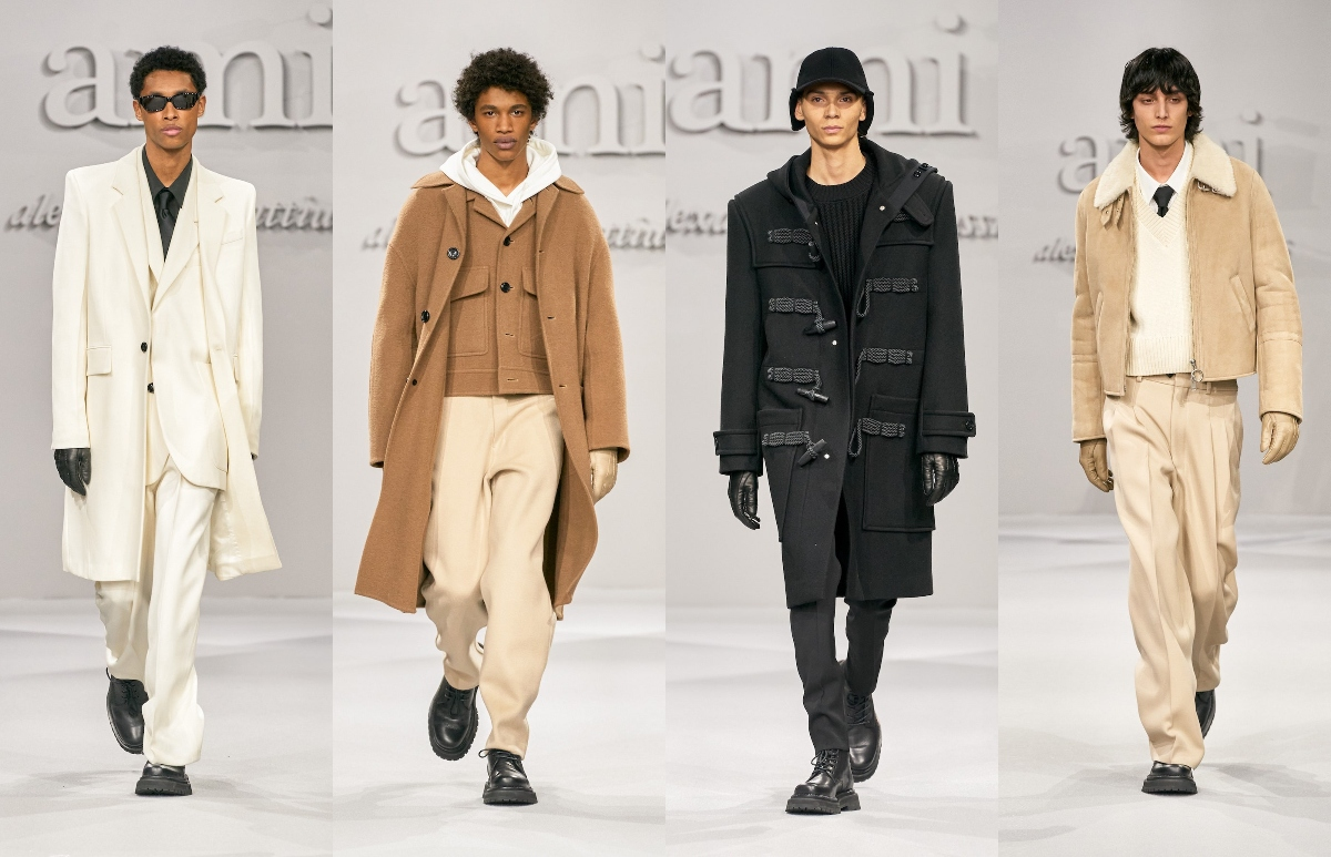 Ami Paris Autumn/Winter 2021 Collection