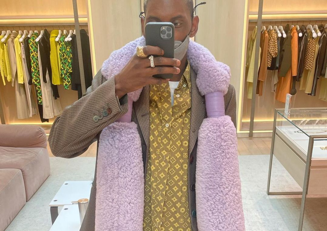 SPOTTED: ASAP Nast does Smart Casual in Stussy x Louis Vuitton