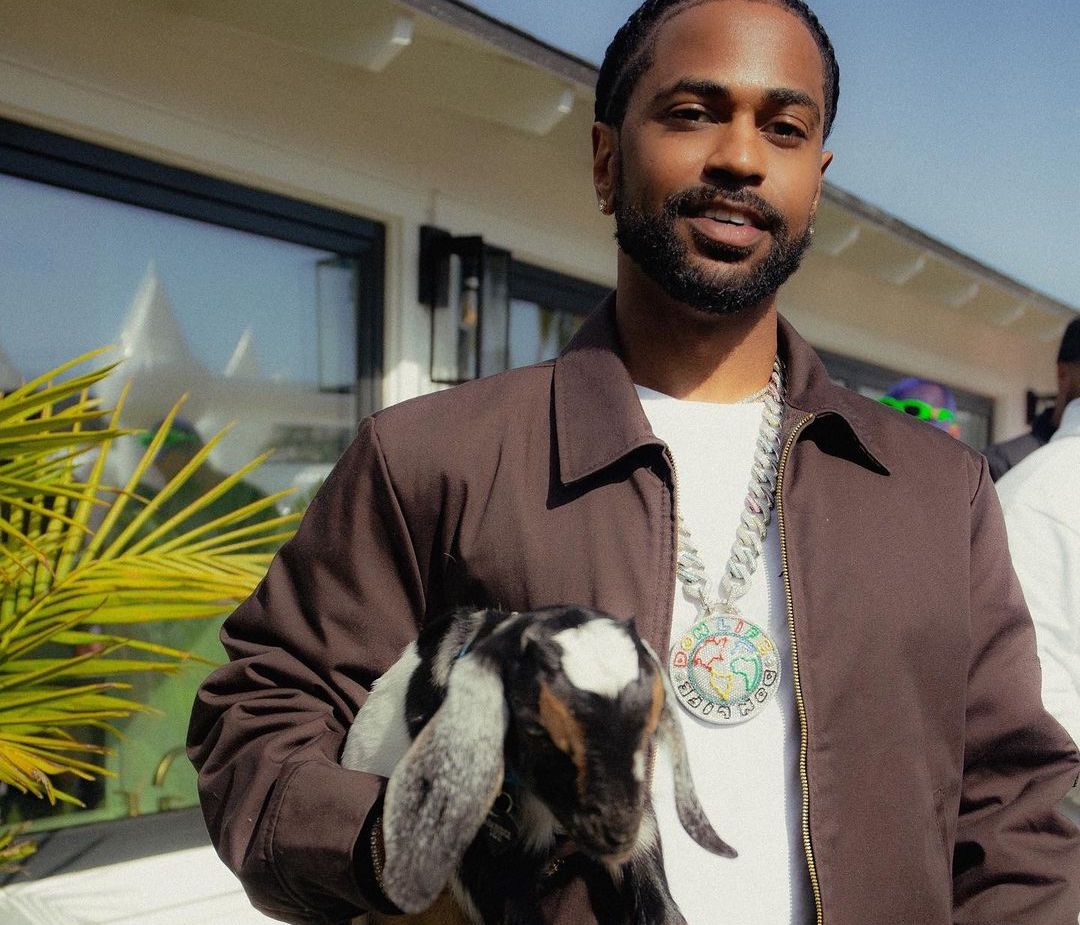 SPOTTED: Big Sean Keeps it Casual in Dickies & Off-White x Air Jordan