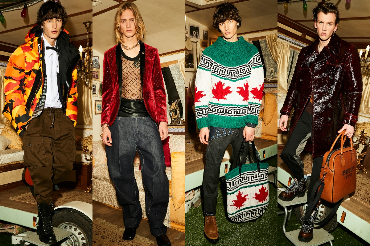 Dsquared2 Autumn/Winter 2021 Collection