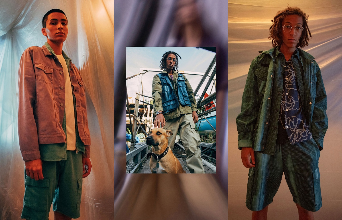 Edwin Unveil Utilitarian, Essentials-Packed Spring/Summer 2021 Collection