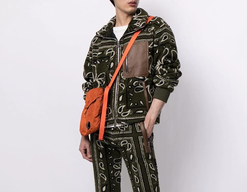 PAUSE or Skip: AMIRI Bandana Print Bomber Jacket
