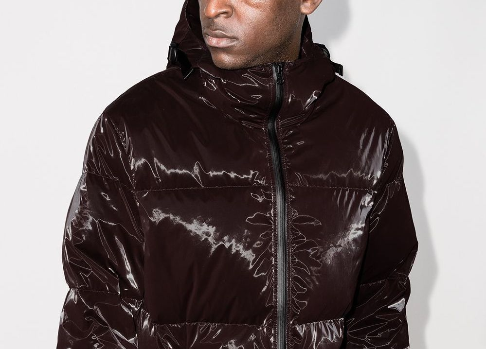 PAUSE or Skip: Helmut Lang Zip-Up Puffer