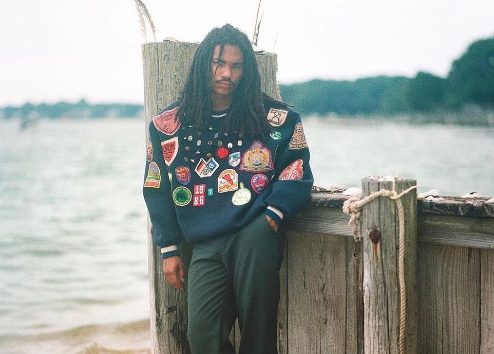 SPOTTED: Luka Sabbat dons Bode on the Beach